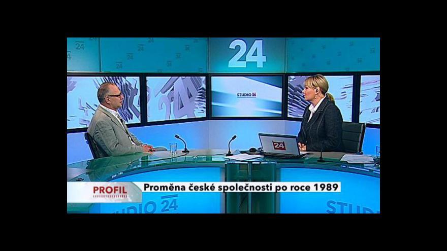 Video Rozhovor s Jiřím Siostrzonkem