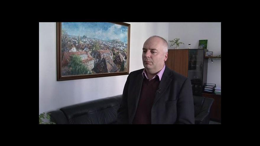 Video Náměstek primátora Oliver Pospíšil