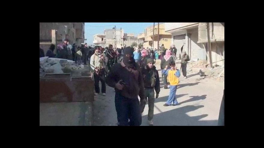 Video Rada bezpečnosti bude hlasovat o Sýrii