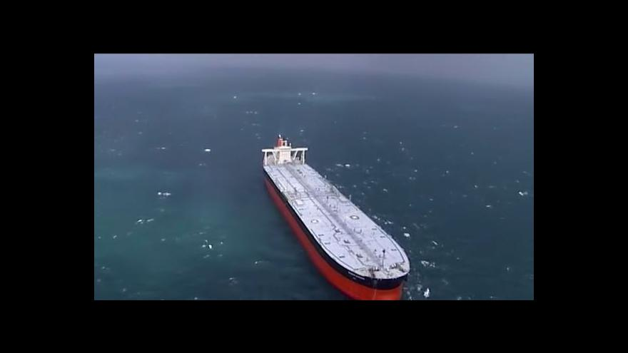Video Íránské embargo