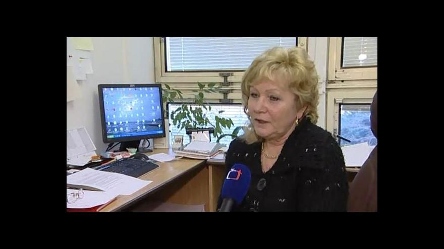 Video Vyjádření předsedkyně jm. zdravotnických odborů Marie Hrdinkové