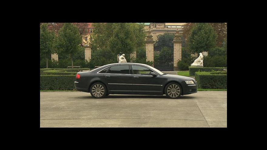 Video Ministra dopravy Dobeše někdo odposlouchával