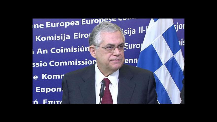 Video Řecko blízko dohodě s věřiteli