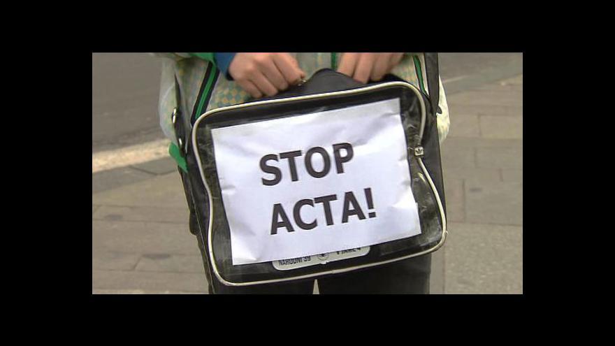 Video Vstupy z demonstrací v Praze a Ostravě