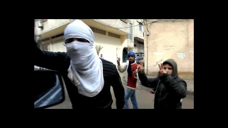 Video LAS pozastavila svou pozorovatelskou misi v Sýrii