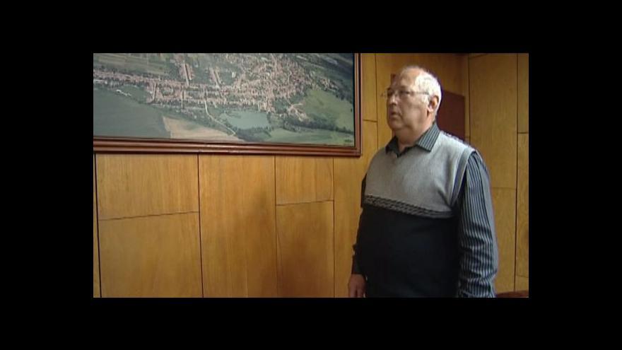 Video Hovoří starosta Lanžhota František Hrnčíř (TOP 09)