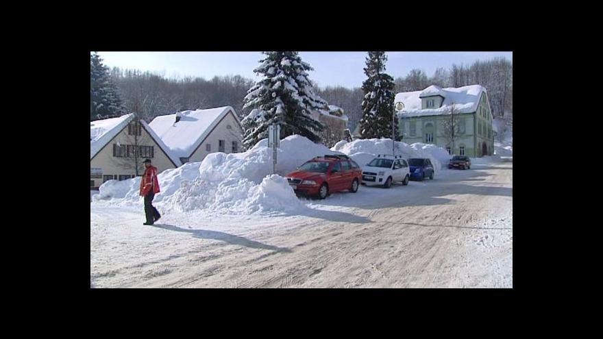 Video Přemysl Šrámek o situaci v Orlických horách