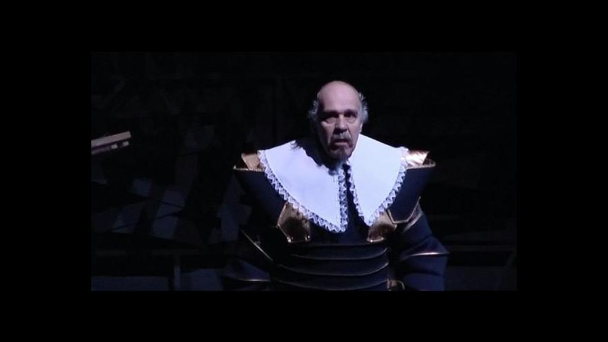 Video NO COMMENT: Ukázka z divadelní hry Černá Madona brněnská