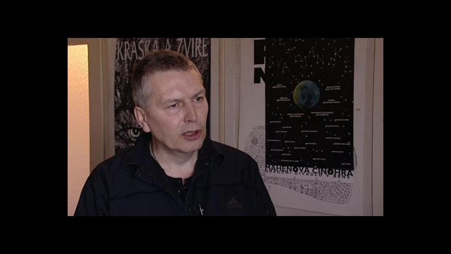 Video Režisér Zdeněk Plachý o nové hře Černá Madona brněnská
