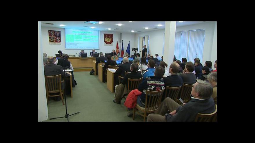 Video Starosta Val. Meziříčí Jiří Částečka o referendu