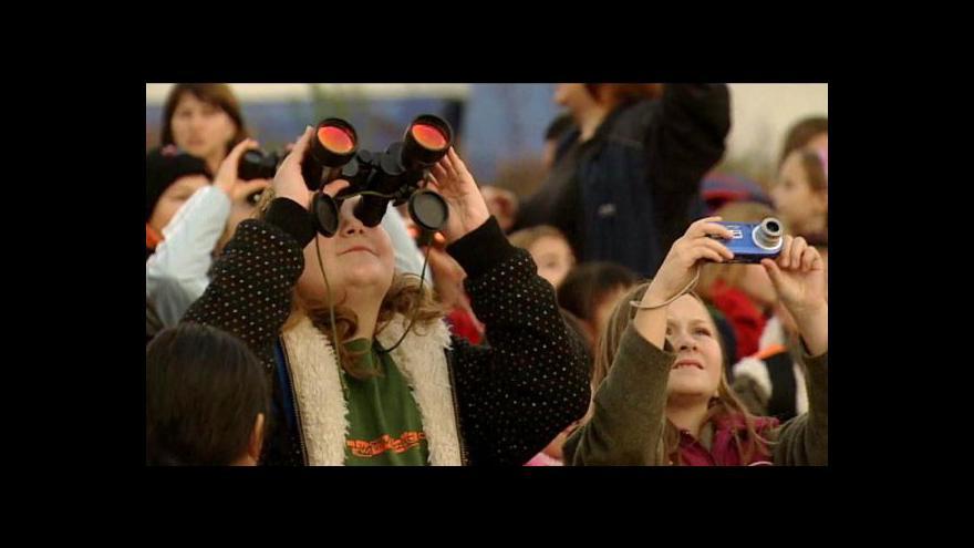 Video Eliška Bučinová živě z Brna