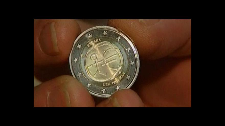 Video Ekonomika ČT24 o evropské dluhové krizi