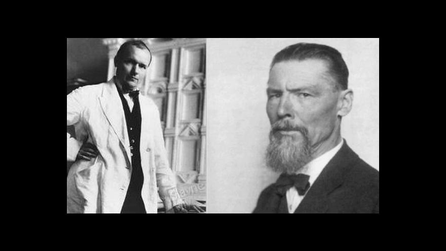 Video Rozhovor s Jiřím Horským a Miroslavem Cikánem