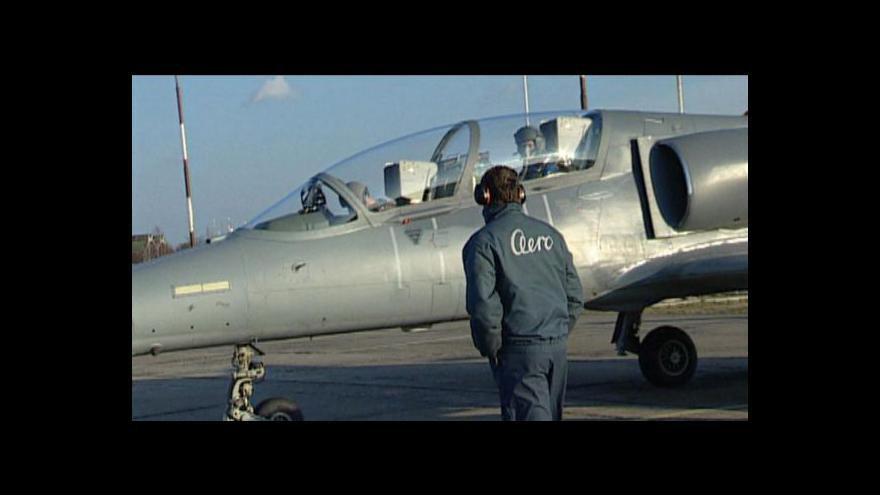 Video Irák má stále zájem o české L-159