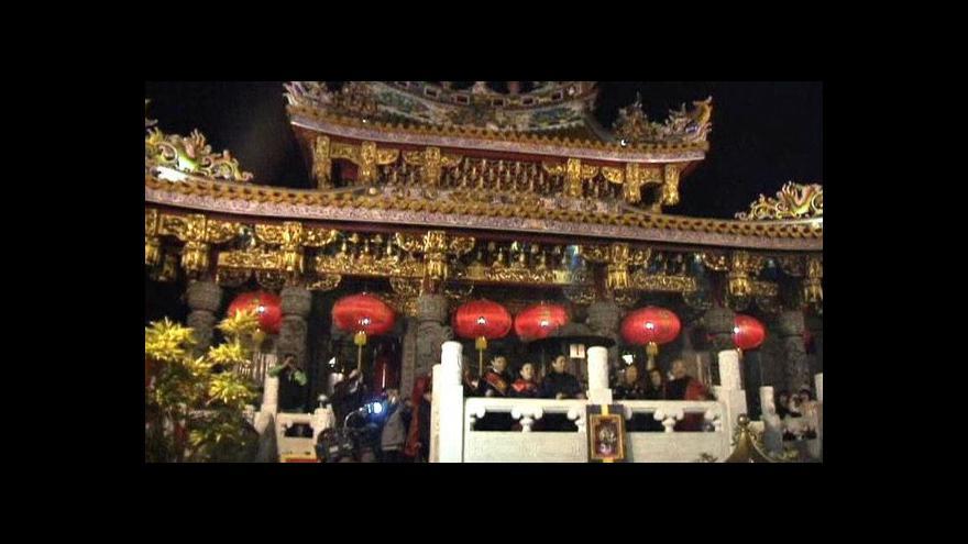 Video V Číně začal lunární rok ve znamení draka