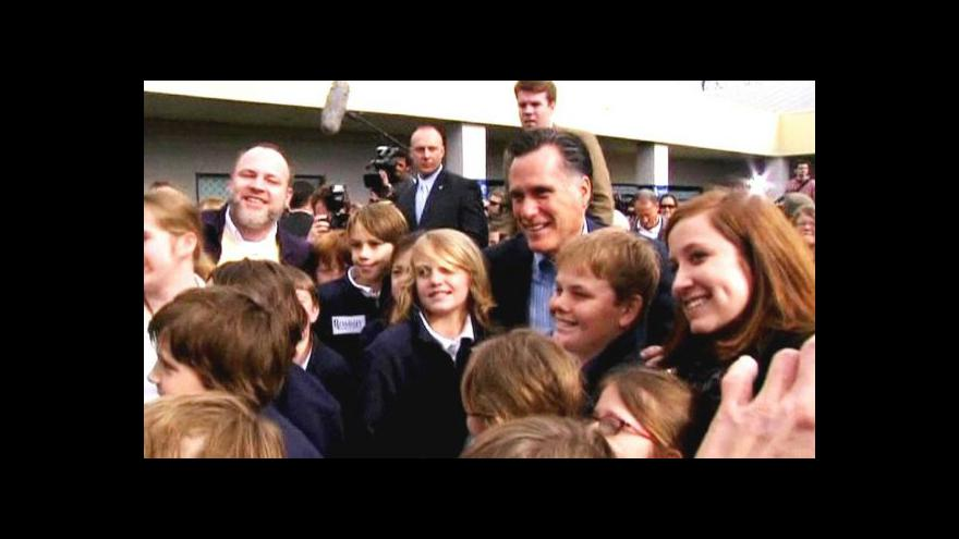 Video Primárky v Jižní Karolíně vyhrál Gingrich
