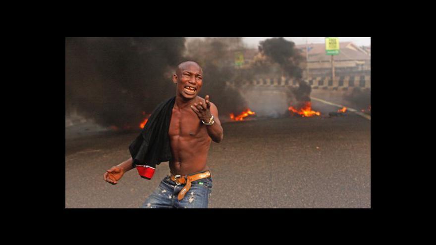 Video V Nigérii se opět vraždí