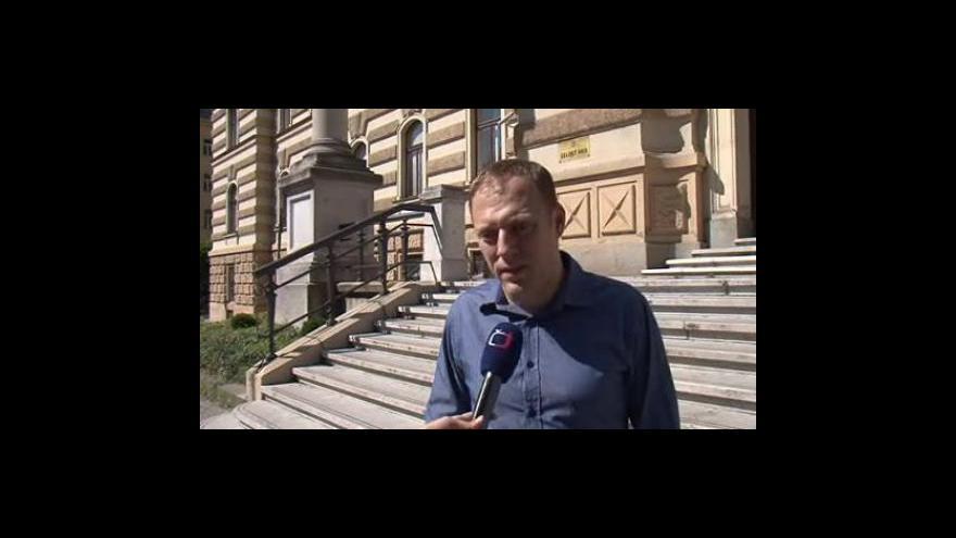 Video Insolvenční správce Petr Dokládal o úplatku
