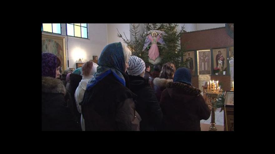 Video Bohoslužba v chrámu svatého Václava v Brně
