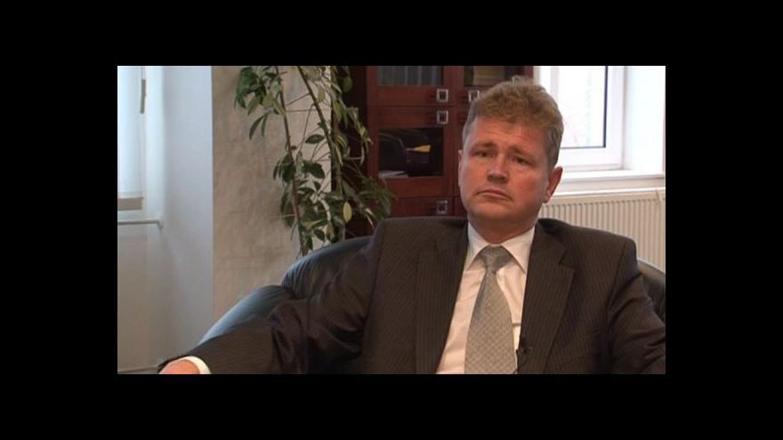 Video Olomoucký vrchní státní zástupce Ivo Ištvan k žalobě