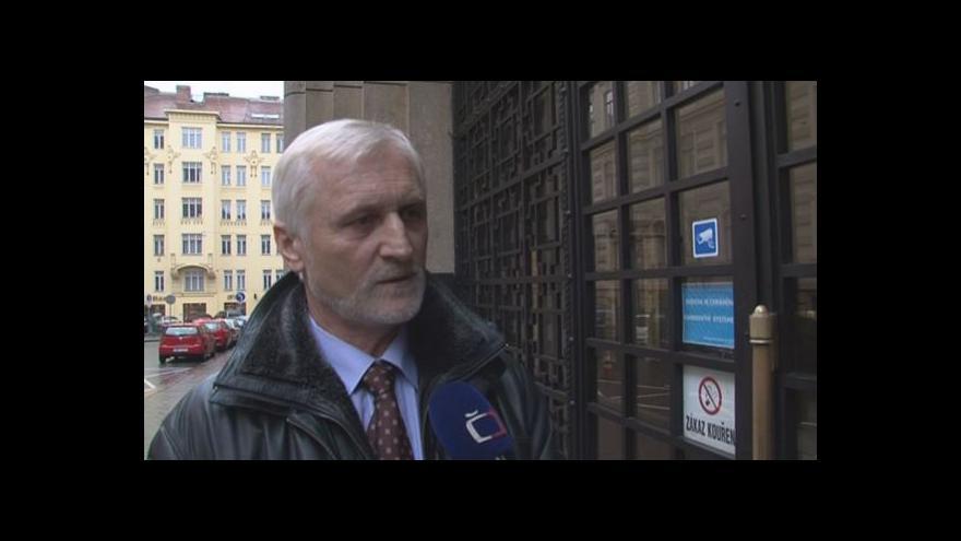 Video Krajský zástupce v Brně Petr Coufal k žalobě