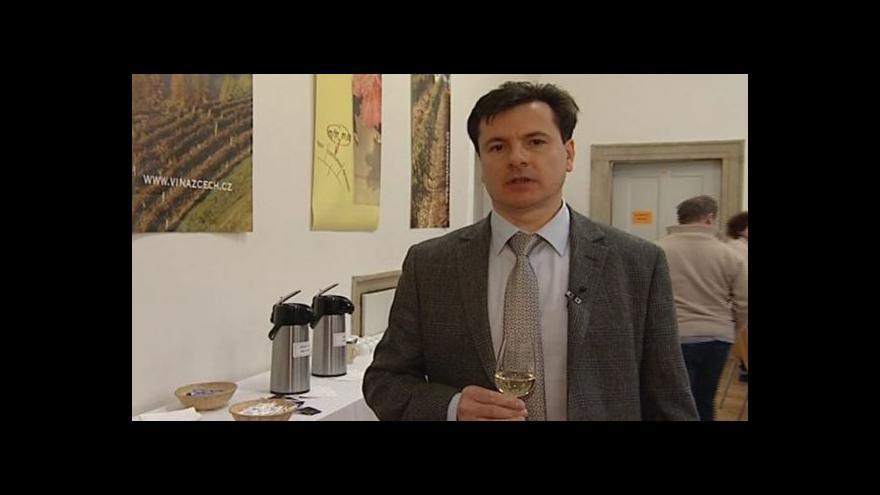 Video Lektor kurzu Josef Balík o degustátorských předpokladech