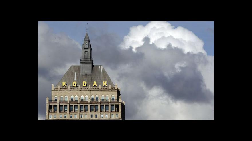Video Kodak: konec po 131 letech letech?