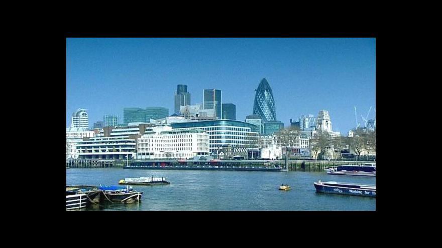 Video Nezaměstnanost v Británii