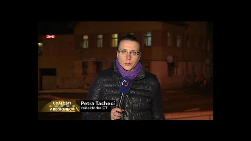 Video Vstup Petry Tachecí