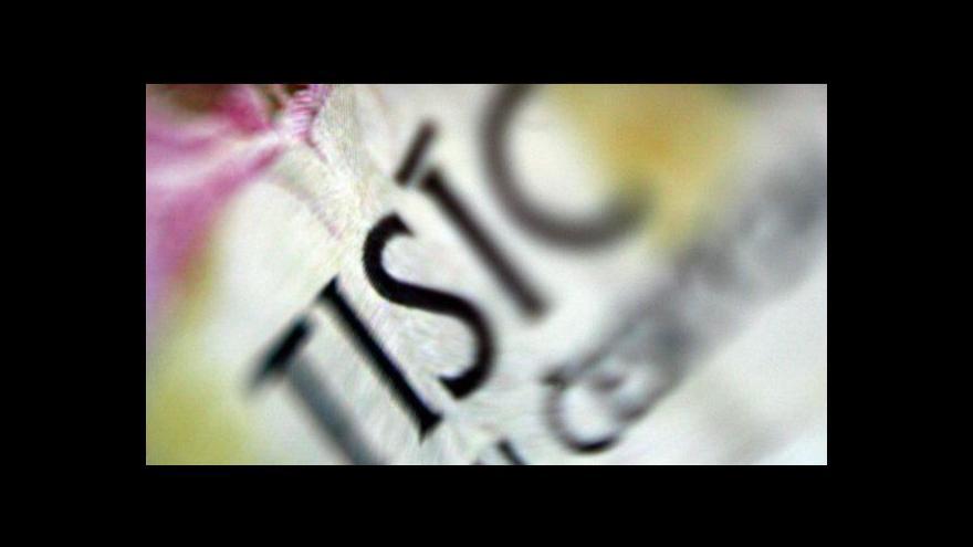 Video Hypotéky nejlevnější za posledních devět let