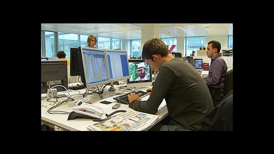 Video V česku vzniklo loni nejméně firem za pět let