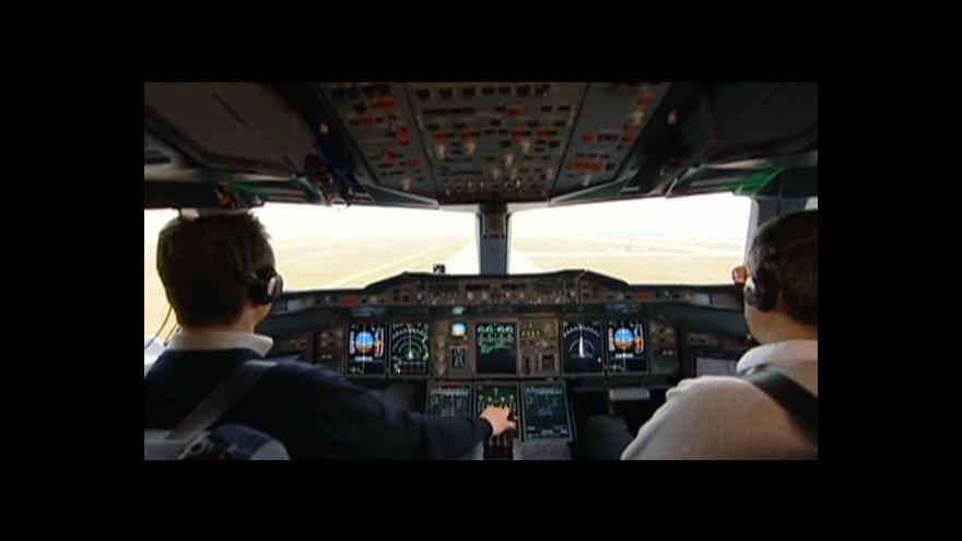 Video Rekordní rok airbusu