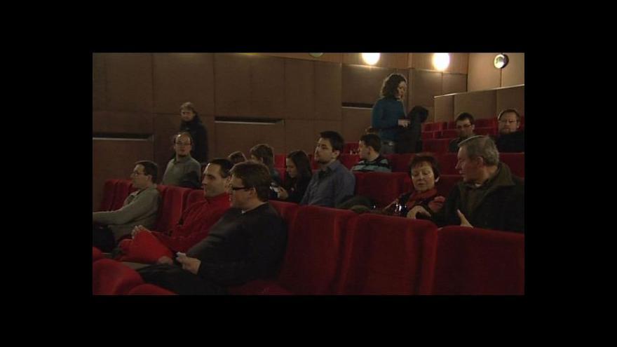 Video Vedoucí kina Art Daniel Zásměta o digitalizaci