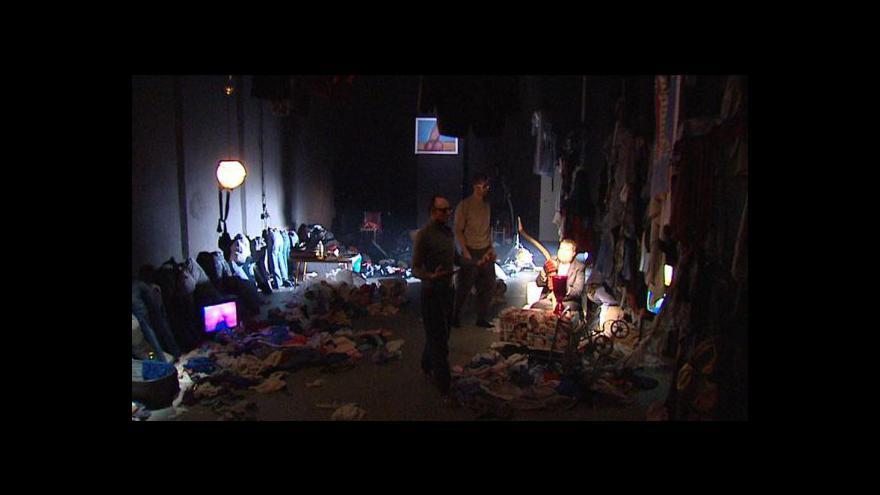 Video Reportáž Ondřeje Moravce
