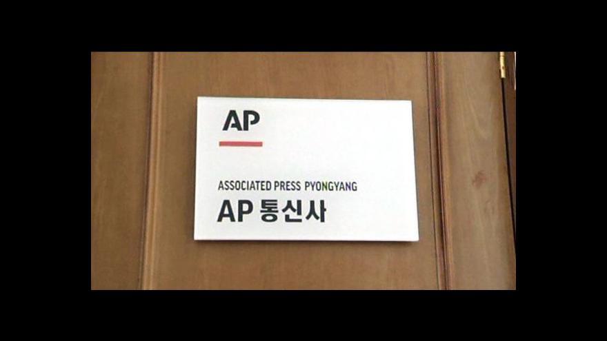 Video AP má pobočku v KLDR
