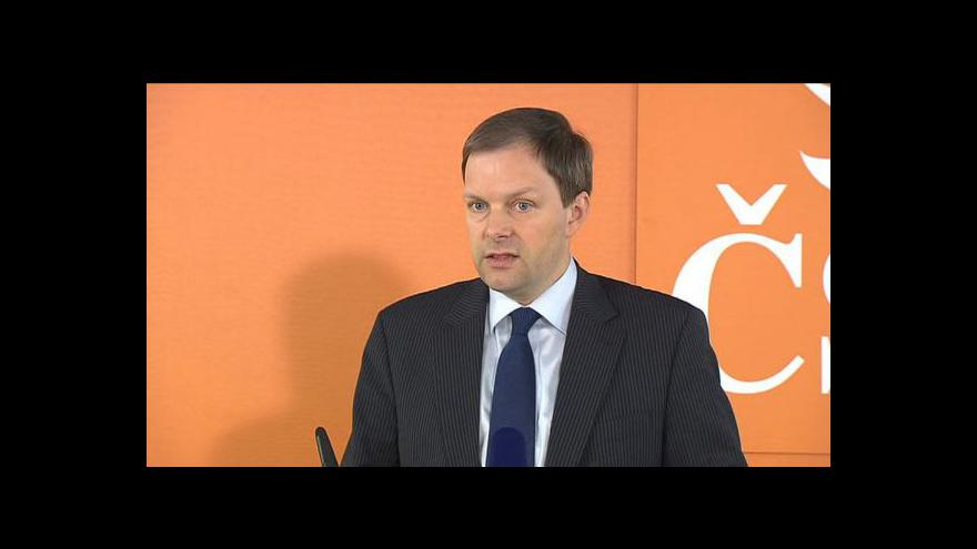 Video TK Marcela Chládka k reformě regionálního školství