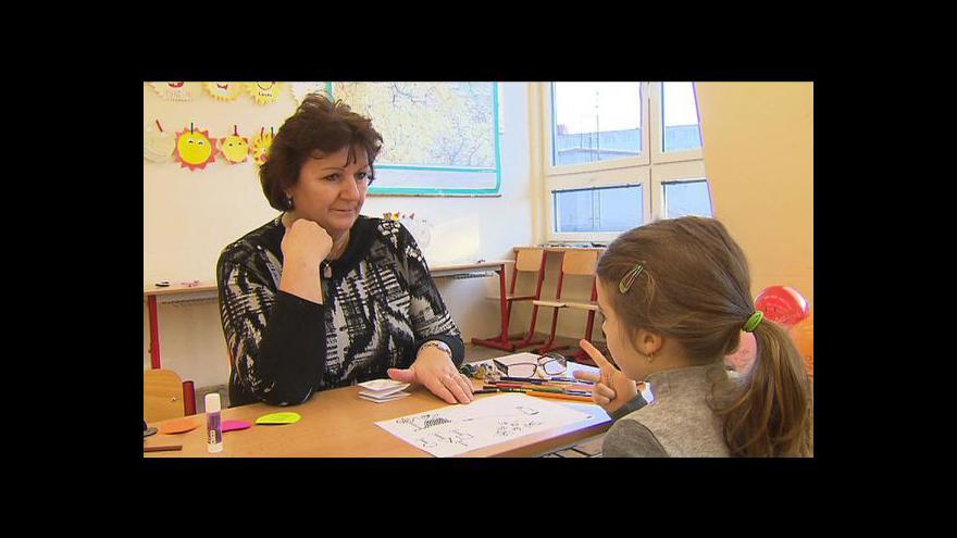 Video Ve školách probíhají zápisy