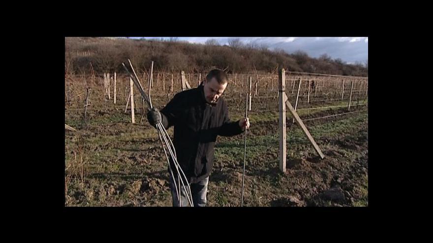Video Zdeněk Zvonek ze Sedlece popisuje krádež tyčí