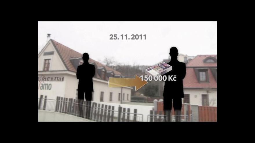 Video Studio ČT24 o kauze Kotrouš