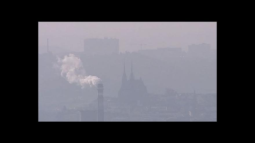 Video Robert Skeřil z ČHMÚ o lokálních znečišťovatelích