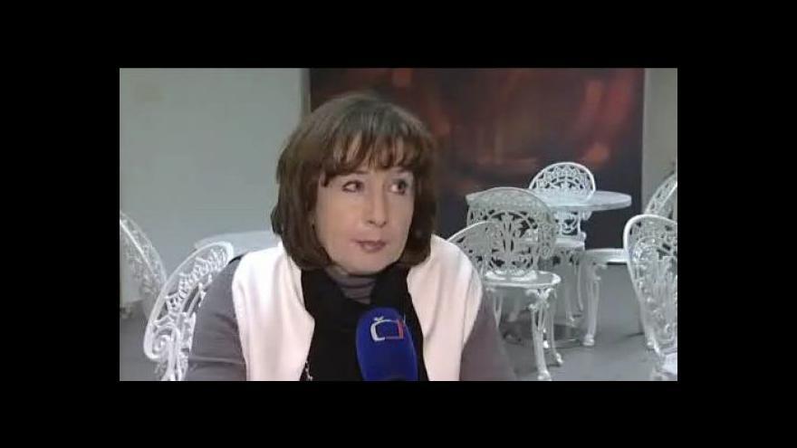 Video Hovoří manželka zemřelého pacienta