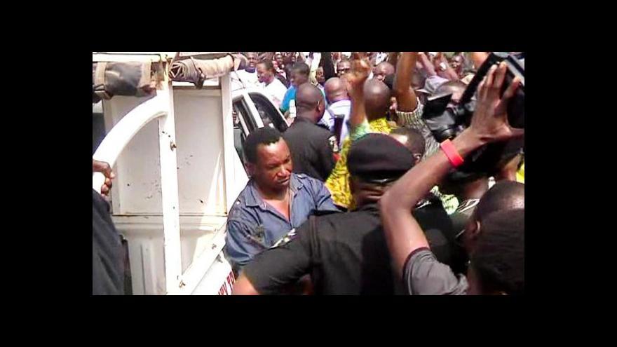 Video V Nigérii se asi zastaví těžba ropy a zemního plynu