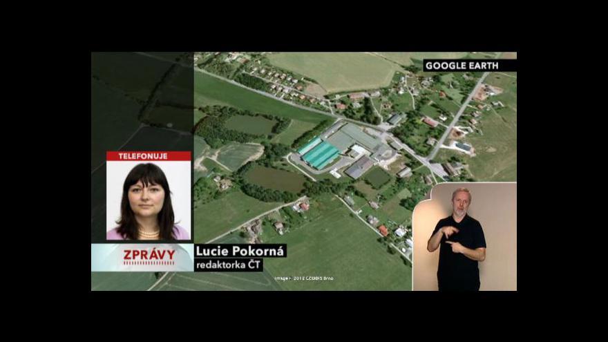 Video Telefonát Lucie Pokorné