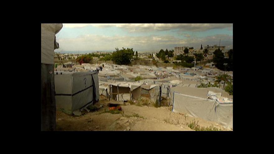 Video Smutné výročí na Haiti
