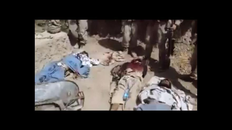 Video Americká armáda má další skandál