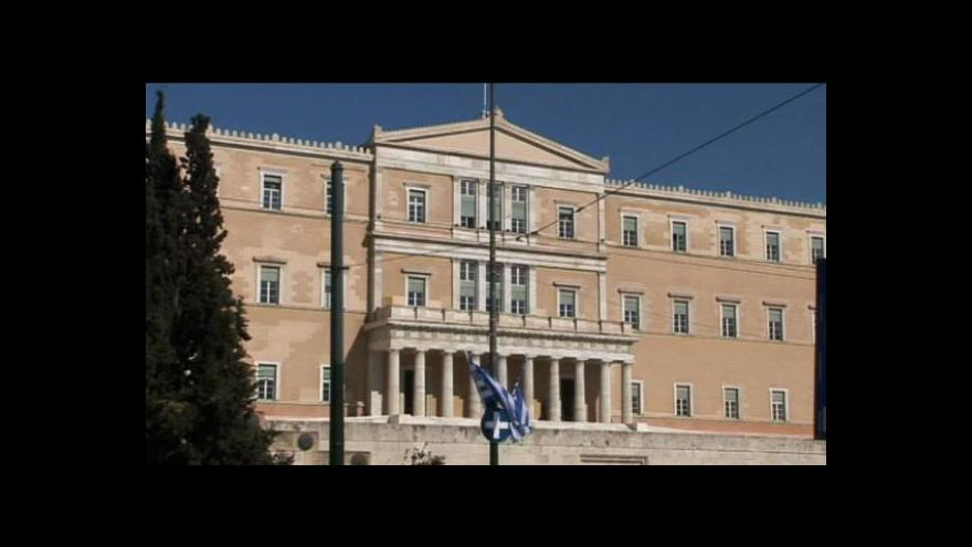 Video Řecko chce snížit minimální mzdu