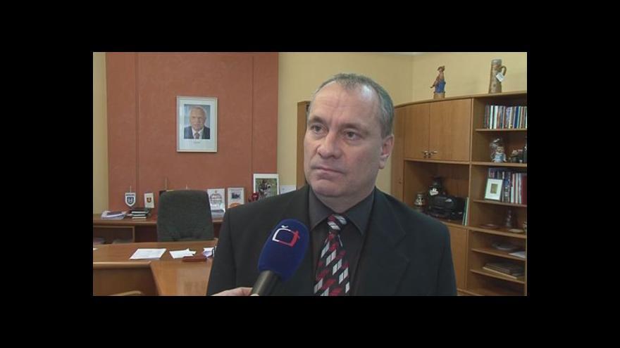 Video Starosta Vyškova Jiří Piňos (ČSSD) o výsledcích vyšetřování policie