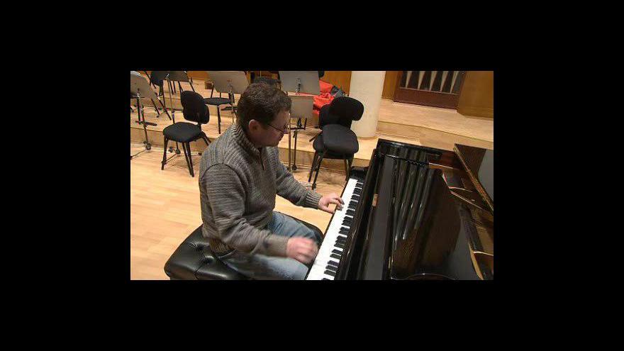 Video Poslední tóny zlínské filharmonie v Domě umění