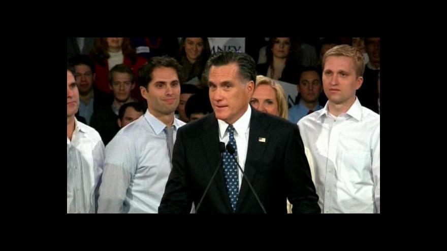 Video Romney opět boduje