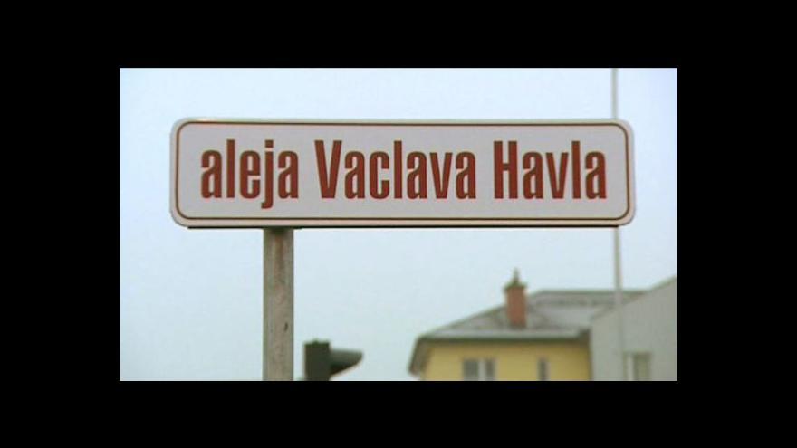 Video Ponese letiště Havlovo jméno?